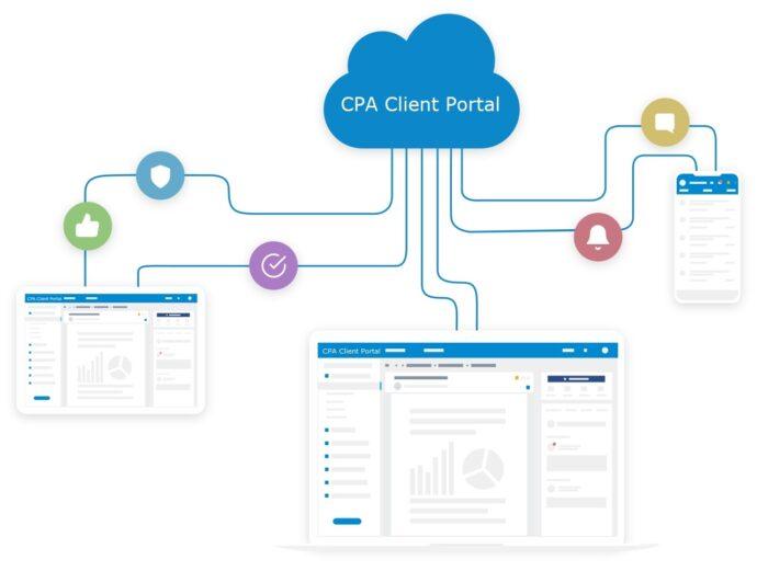 CPA Client Portal