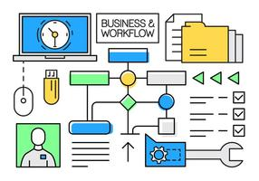 Integrating Workflow with online document storage